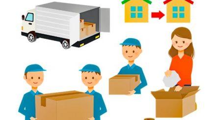 transportar pertenencias